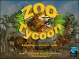 Zoo Tycoon Windows Loading screen