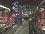 Resident Evil 2 Windows Claire gives Birkin a taste of her electrifying personality