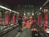 Resident Evil 2 Windows Birkin doesn't give up, evolving from humanoid into a lion-like form