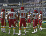 Madden NFL 08 Windows Team meating