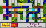 Bridge It Atari ST The game is about to start
