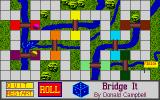 Bridge It Atari ST Playing
