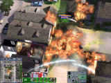 Firefighter Command: Raging Inferno Windows My men in action