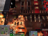 Firefighter Command: Raging Inferno Windows A library,a lot of books,a lot of paper, a lot of work