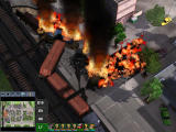 Firefighter Command: Raging Inferno Windows A train accident released a large amount of flammable liquids