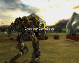 Transformers: The Game Windows Chapter Completed