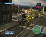 Transformers: The Game Windows In the middle of battle