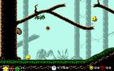 Fury of the Furries DOS Forest Level 2 - Notice the AT-ST in the background (Hint: Vader)