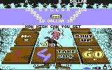 Lucky Luke: Gamblin' Cowboy Commodore 64 The higher is the richer...