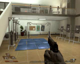 Tom Clancy's Rainbow Six: Vegas 2 Windows No time to work out.