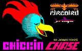 Chicken Chase Amstrad CPC Title