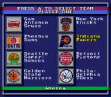 Bulls vs. Lakers and the NBA Playoffs Genesis Team Selection. You can choose from 18 teams including two All-Star teams