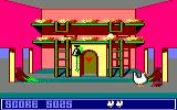 Chicken Chase Amstrad CPC There is a rat in the henhouse