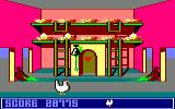 Chicken Chase Amstrad CPC Three eggs this time