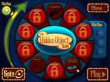 The Hidden Object Show Windows Spinning wheel