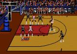Bulls vs. Lakers and the NBA Playoffs Genesis The new foul shooting meter; Hakeem at the line
