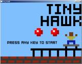 Tiny Hawk Windows Title screen