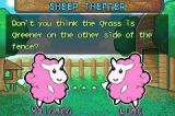 Sheep Game Boy Advance Highly philosophical questions are discussed