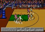 Bulls vs. Lakers and the NBA Playoffs Genesis Hook-shot