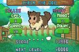 "Sheep Game Boy Advance In the ""arrange"" mode, your doggy can raise in levels"