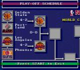 Bulls vs. Lakers and the NBA Playoffs Genesis The tournament mode