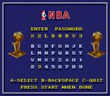 Bulls vs. Lakers and the NBA Playoffs Genesis You have to enter a password to continue a tournament