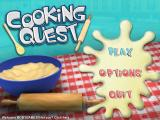 Cooking Quest Windows Main menu