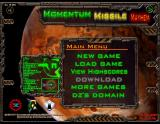 Momentum Missile Mayhem Windows The main menu