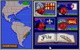 Gold of the Americas: The Conquest of the New World Atari ST Whos turn is it next?