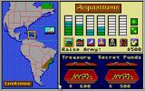 Gold of the Americas: The Conquest of the New World Atari ST Economics