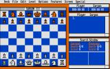 Sargon III Atari ST Time to play