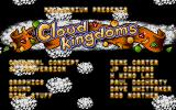 Cloud Kingdoms Atari ST Title screen