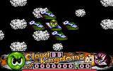 Cloud Kingdoms Atari ST Level selection screen