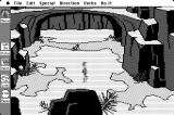 Space Quest: Chapter I - The Sarien Encounter Macintosh Our hero Roger Wilco bravely explores this strange planet...