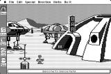 Space Quest: Chapter I - The Sarien Encounter Macintosh Welcome to Ulence Flats!