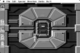 Space Quest: Chapter I - The Sarien Encounter Macintosh Carefully I approach the airlock...