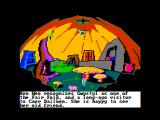 The Black Cauldron Apple II Found someone to take care of Hen Wen the pig