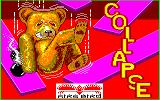 Collapse Amstrad CPC Title