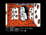 Sorcerer of Claymorgue Castle Apple II Where does this door lead to?