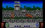 Altered Beast Atari ST A monster is attacking