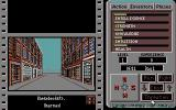 The Third Courier Atari ST Walking the streets