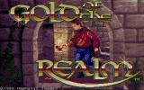 Gold of the Realm Atari ST Title screen