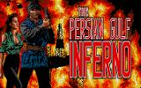 Persian Gulf Inferno Atari ST Title screen