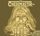 The Chessmaster Game Boy Title screen.