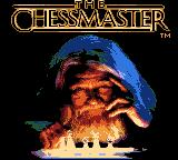 The Chessmaster Game Gear Title screen.
