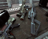 Turok Windows Some of the weapons you can use in this game.