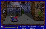 Operation: Cleanstreets Atari ST Harlem in easy mode, just one dealer