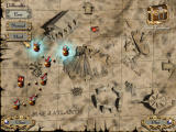Jewel of Atlantis Windows Game treasure map