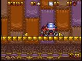 Aero the Acro-Bat SNES Adjust the canon, get inside, and fire yourself up in order to access other levels and collect items!