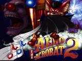 Aero the Acro-Bat 2 SNES Title